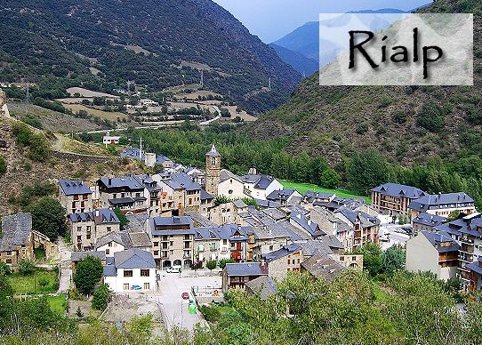 Pueblos del Pallars: Rialp