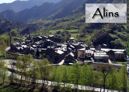 Pueblos del Pallars: Alins
