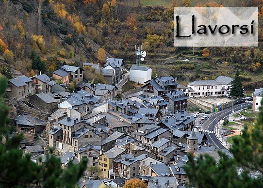 Pueblos del Pallars: Llavorsí