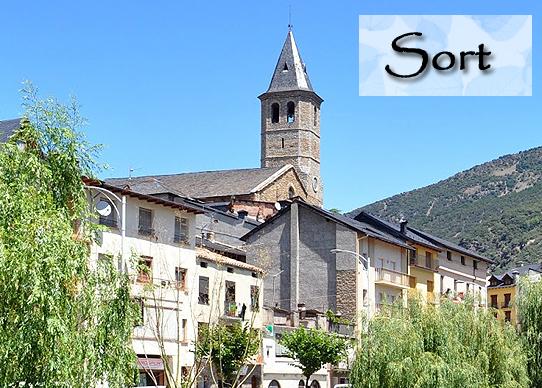 Pueblos del Pallars: Sort